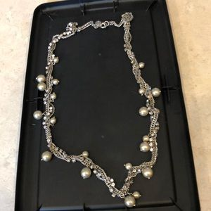 Stunning formal necklace by JCrew
